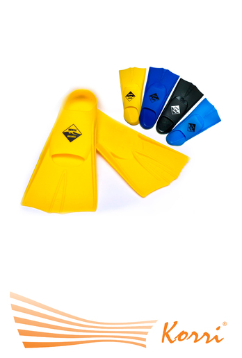 00145 Ласты для плавания в бассейне Размер: 42-44