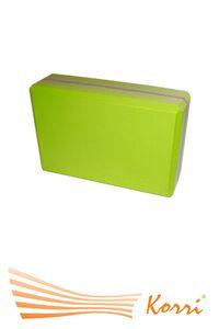 00326 Кирпичик (блок)  утяжелённый  Размер 7,5 см х 15 см х 23 см