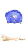 Шапочка для плавания (женская для длинных волос)