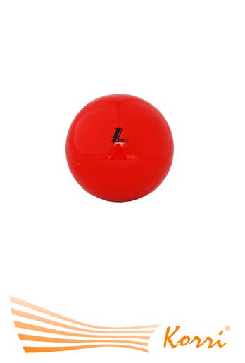 """'07482 Мяч для художественной гимнастики """"L"""" Диаметр 19 см."""