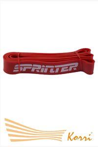 "11369 Эспандер лента кольцо ""Sprinter"" Толщина 45 мм, длина окружности 1 м."