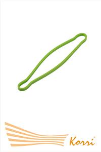 11370 Эспандер-кольцо.  Толщина 8 мм, длина окружности 60 см.