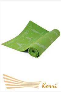 29142 Коврик для йоги. Размер 172 см х 61 см х 0,5 см.