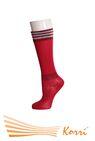 Спорт 6. Гетры спортивные однослойные, тонкие с 1 резинкой на щиколотке