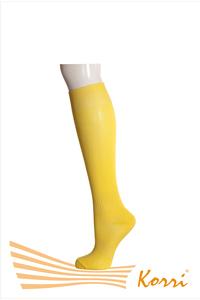 Спорт 2. Гетры футбольные с 2 резинками и высокой резинкой сверху, в 1 нить (упаковка 5 шт)