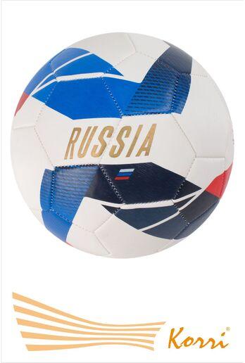 """27960 Мяч футбольный  """"Russia""""."""