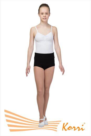 ТШ 23-361 Спортивные трусы-шорты с высоким мягким поясом (хлопок)