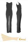 Г 05-301 Комбинезон с брюками на широкой лямке (хлопок)