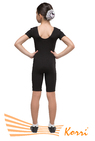 Г 09-301 Комбинезон с велосипедками рукав-футболка (хлопок)