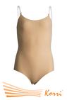 ПК 19-004 Подкупальник  гимнастический на силиконовых бретелях (полиамид)