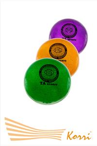 СМГБ 15 Мяч для художественной гимнастический с блеском 15 см