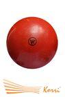 """СМГТ13 Мяч GO DO для художественной гимнастики. Диаметр 15 см. Имитация """"металлика"""""""