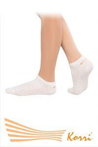 СН03 Носки спортивные с логотипом, укороченный паголенок (упаковка 6 шт)
