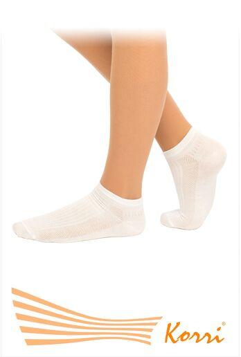 СН08 Носки для спорта, укороченный паголенок (сетка) (упаковка 6 шт)