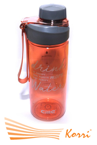 00117 Бутылка для воды. Объём 670 мл