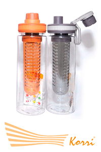 00134 Бутылка для воды. Объём 700 мл