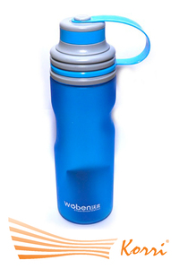 00136 Бутылка для воды. Объём 670 мл