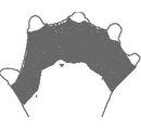 '06922 Перепонки на руки для плавания