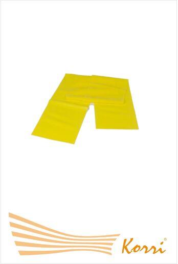 07686 Эспандер, латексная лента гимнастическая 0.50 мм