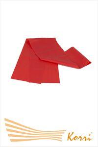 07687 Эспандер, латексная лента гимнастическая 0.65 мм