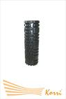 26180 Валик (ролл) для фитнеса рельефный, полый. Длина 29 см, внешний диаметр 10 см, внутренний диаметр 6 см.