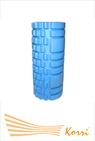 26184 Валик (ролл) для фитнеса рельефный. Длина 33 см, внешний диаметр 14 см, внутренний диаметр 10 см.