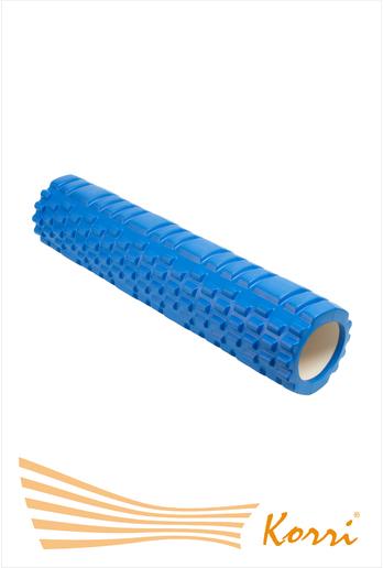 27252 Валик для йоги. Длина 60 см. полый жесткий Диаметр 15 см.