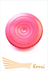 29233 Массажная балансировочная полусфера с закругленными массажными шипами