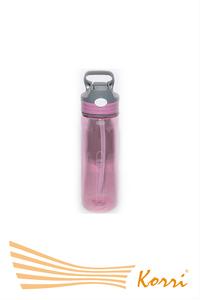 31358 Бутылка для воды с поильником. Объём 680 мл