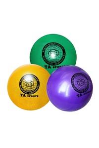 Мяч для художественной гимнастически 19см