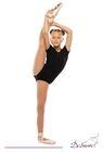 ДГ 830 Купальник гимнастический  рукав - футболка