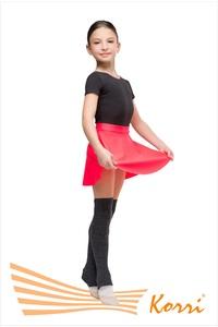ГПШ Гетры танцевальные, для разогрева с отверстием под каблук