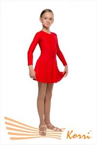 Р 29-011 Рейтинговое платье (расклешённая юбка )